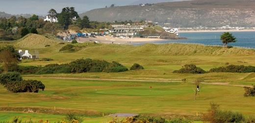 abersoch golf course